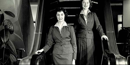 Business dress c.1959 - Courtesy of John Lewis Archives